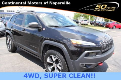 Certified Used Jeep Cherokee Trailhawk