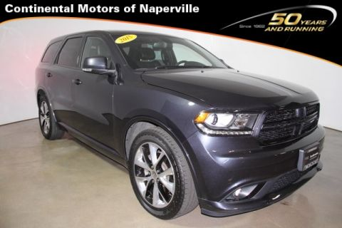 Used Dodge Durango R/T