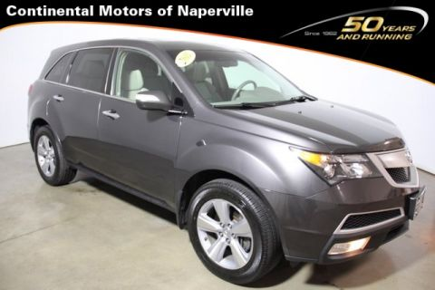 Certified Used Acura MDX Technology