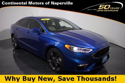 Used Ford Fusion Sport