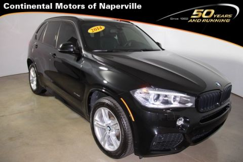 Used BMW X5 xDrive50i