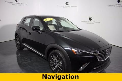 Certified Used Mazda CX-3 Grand Touring