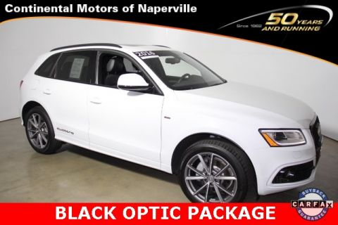 Certified Used Audi Q5 3.0T Premium Plus