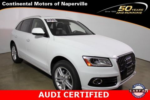 Certified Used Audi Q5 2.0T Premium Plus