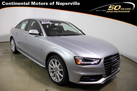 Certified Used Audi A4 2.0T Premium Plus