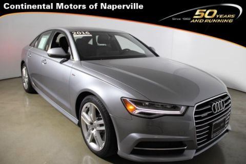 Certified Used Audi A6 2.0T Premium Plus